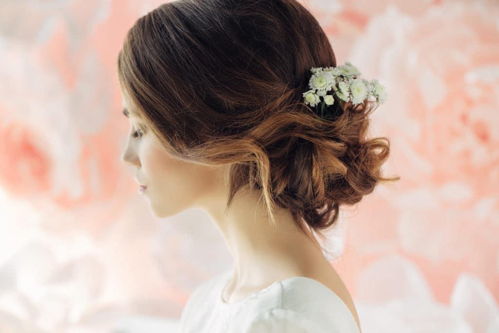 Frisuren für Hochzeit