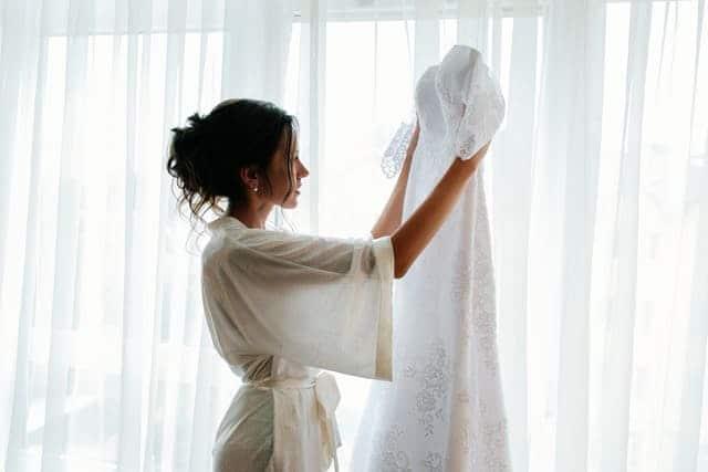 Braut in München